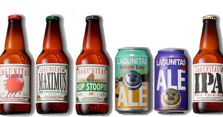 Ron Lindenbusch from Lagunitas - Brew Ha Ha Podcast