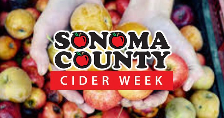 sonoma county cider