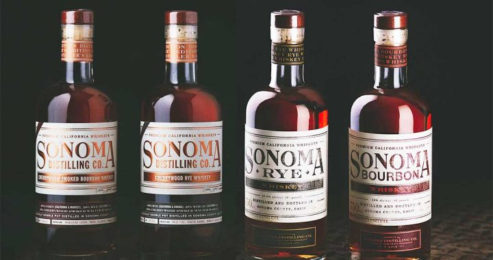 sonoma county distilling co