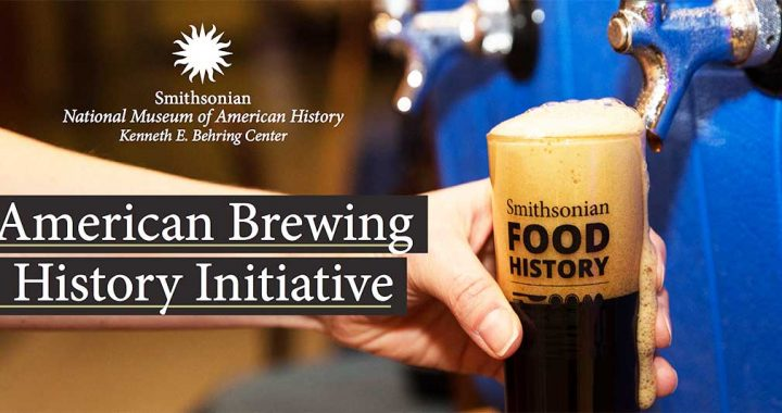 smithsonian brewing history